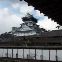 小倉城遠望