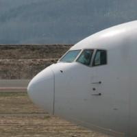 旭川空港のJALとADO