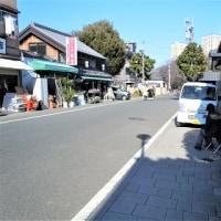 小春日和の上野近辺