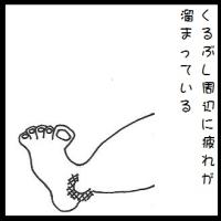 【足の疲れ・むくみ・ずむず脚症候群のような不快感を解消しい】