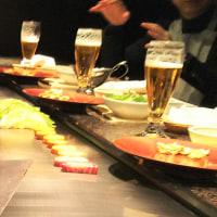 WKさんとの会食(TT)