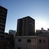今日の私は715 【10月27日の博多の朝です】