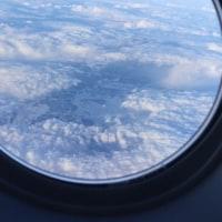 久々の飛行機