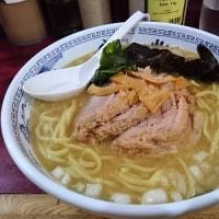 川崎・ラーメン マキタ で 醤油チャーシュー