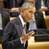 「難民サミット」でオバマ氏「人間性が問われている」 「棲み分け」を主張するアイデンティタリアン