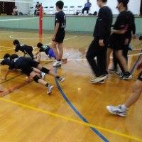 第2回山北高校小中学生バレーボール練習会報告