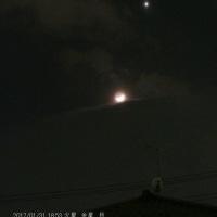 月、金星、火星