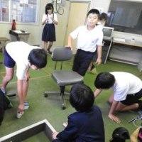 学校を自分たちで運営する委員会活動