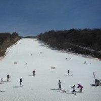 HOHOHOのインストラクターしている富士見高原リゾートスキー場へ~八峯苑鹿の湯