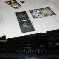 カセットデッキ(GX-Z9100EV)調整&修理