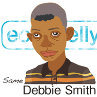 Debbie Smith様(Echobelly)