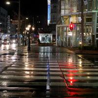 夕方から雨