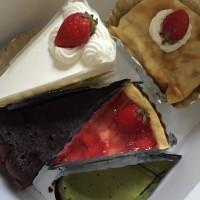 ケーキの日☆神戸行き