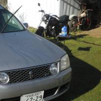 本日は洗車日和なり!