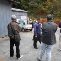 集落営農の見学会