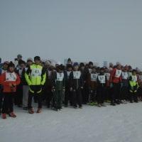 第33回木島少年クロスカントリースキー大会 開催