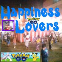 『Happiness Lovers』 先日、Instagram盆踊りの写真をアレンジ(笑)