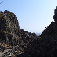 日浦岬と日浦洞門