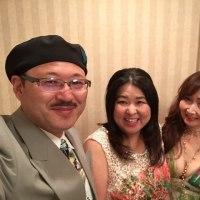白木耀子さんと、演奏しました。♪