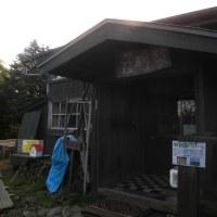 蓼科山荘より 10月将軍平の気温