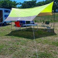 友人家族とキャンプ(6月18~19)