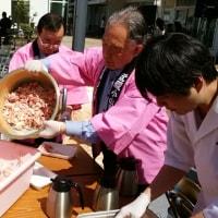 武小タケノコ祭り