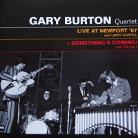 これは持っていたい LIVE AT NEWPORT '67  /  GARY BURTON