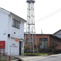 飯綱町柳里の火の見櫓