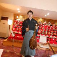 2017年3月28日(火)琵琶演奏会へ