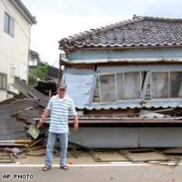 新潟・長野で震度6強の地震 死者4人、負傷300人超