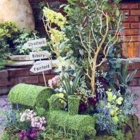 ガーデンスタイル ディスプレイフェイクグリーン