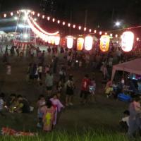 2015年 8月8・9日 「北新宿盆踊り大会」開催~主催:柏木地区町会連合会。
