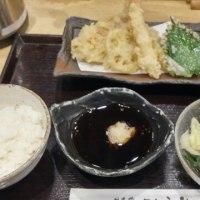 天ぷらを食べに......!