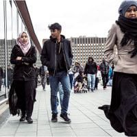 イスラム恐怖症(イスラモフォビア)に関する話題 ドレスデン、ロンドン、ニューヨークそしてパリ