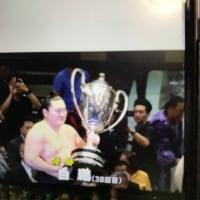 5月28日、白鵬全勝優勝そして…