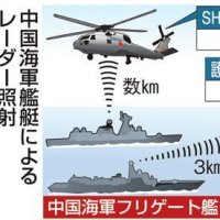 軍事威嚇を日本に仕掛けてくる中国に、中学生を引き連れて行く校長 《転載ご自由に》