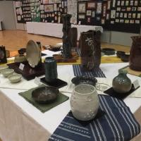 一年間の成果・陶芸文化祭【中標津】