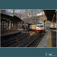 2012年4月岡山駅4番ホーム