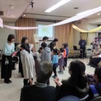 3/4  地区公民館でファミリーコンサート行われる