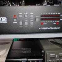 LDGオートアンテナチューナー入荷