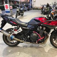 バイク高価買取車両 CB1300SFスーパーボルドール