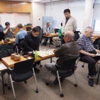 第12回朝日アマチュア囲碁名人戦大阪府予選会初日