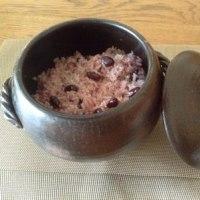 畑の収穫野菜で、お料理! 赤空豆ご飯! フルーティーなマルベリージャム!