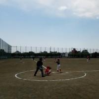 春季大会 Aクラス準々決勝 4/29市民グランド