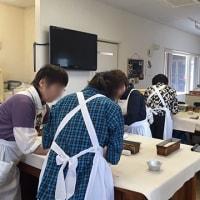 今日は午前中が教室会員の先生方の授業で、午後はファミリーコースパート3の授業でした。