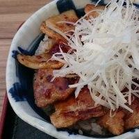 輪厚PA(上り)『大雪さんろく笹豚丼』