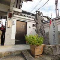 真田丸の史跡を訪ねる(6)心眼寺