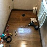 墨田区M様のトイレをそっくり交換しました。