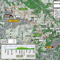 秋たけなわの鎌倉;鶴岡八幡宮・源氏山・鎌倉中央公園周遊