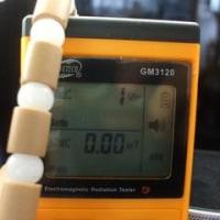電磁波測定器で電磁波測定実験(Blog421)